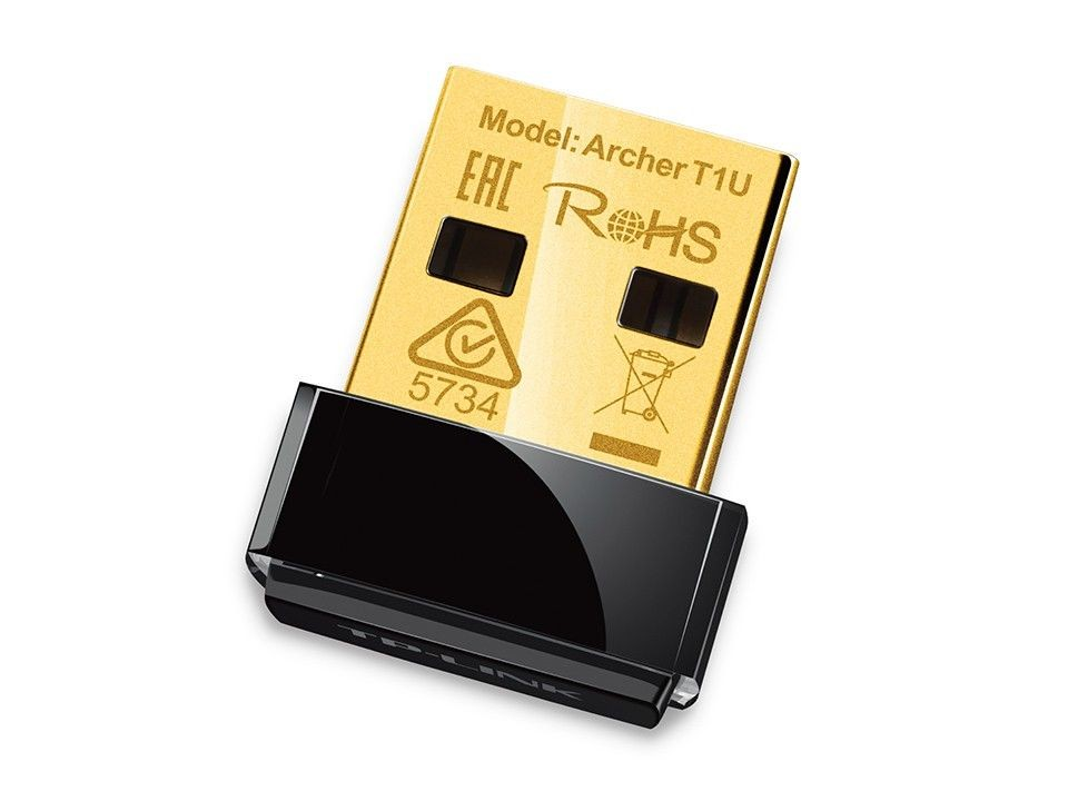 TP-Link Archer T1U AC450 5GHz Wireless Nano USB Adapter
