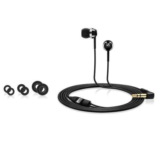 Sennheiser SENNHEISER CX 1.00 černá (black) sluchátka do uší