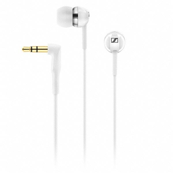Sennheiser CX 1.00 White słuchawki douszne