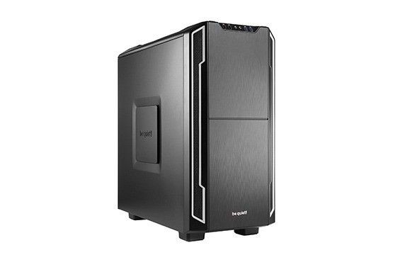 be quiet! obudowa Silent Base 600, srebna, ATX, micro-ATX, mini-ITX