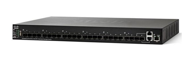 Cisco Systems Cisco SG350XG-24F 24-port Ten Gigabit (SFP+) Switch