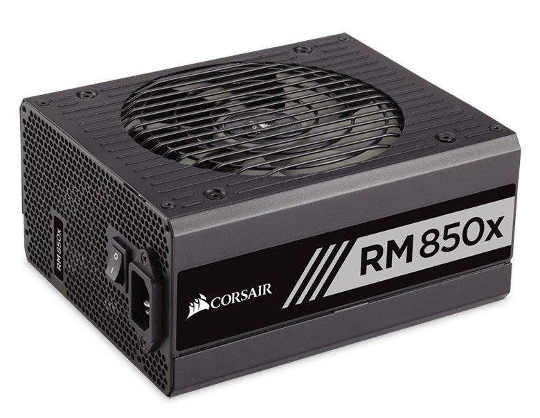 Corsair zasilacz RMx Series RM850x 850W, 80 PLUS Gold, modularny, 135mm