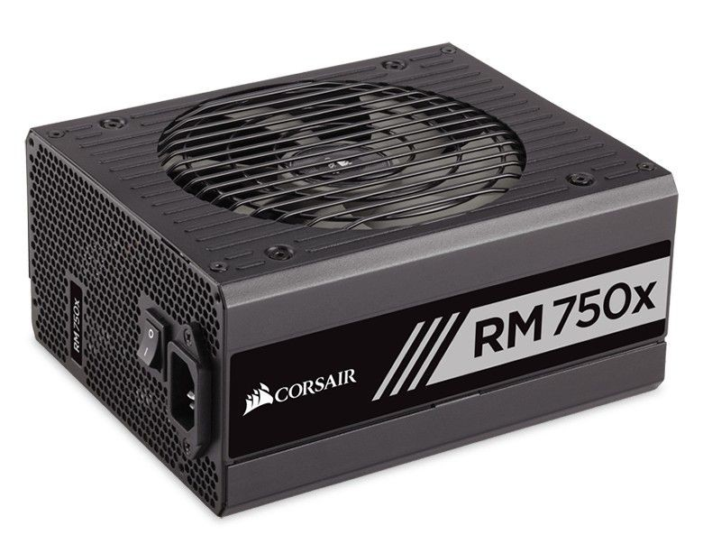 Corsair zasilacz RMx Series RM750x 750W, 80 PLUS Gold, modularny, 135mm