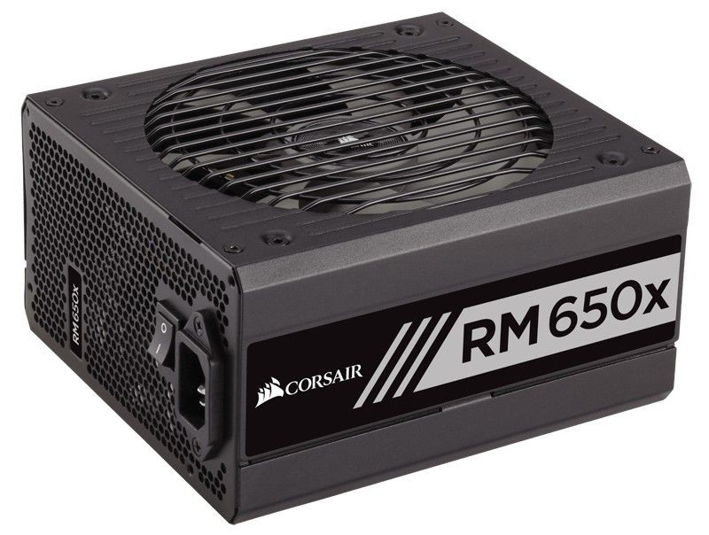 Corsair zasilacz RMx Series RM650x 650W, 80 PLUS Gold, modularny, 135mm