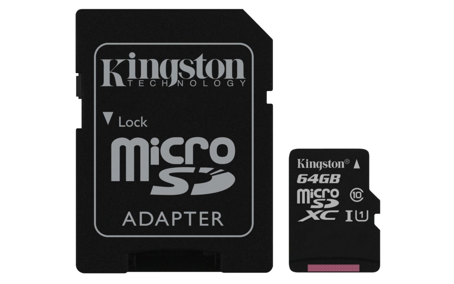 Kingston karta pamięci Micro SDXC 64GB Class 10