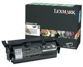Lexmark toner black (36000str, X654de/X656de/X656dte/X658dfe/X658dme)