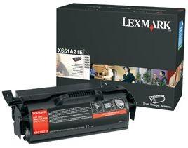 Lexmark toner black (7000str, X651de/X652de/X654de/X656de/X656dte/X658dfe)