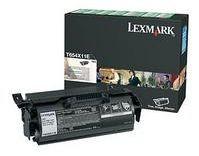 Lexmark toner black (return, T654dn/T654dtn/T654n)