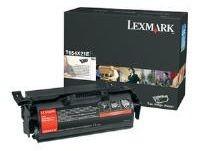 Lexmark toner black (T654dn/T654dtn/T654n)