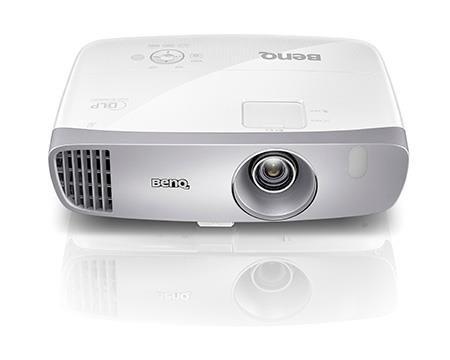 BenQ Projektor W1110 1080P 2000 ANSI, 15 000:1