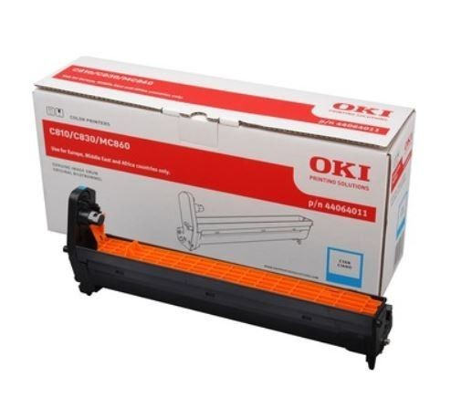OKI Bęben cyan | 20 000str | C810/C830/MC860/MC801/821/MC851/MC861