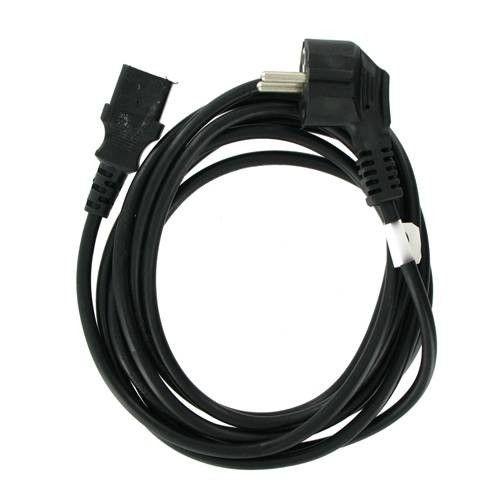 4World kabel zasilający komputerowy Euro/IEC C13 3.0m