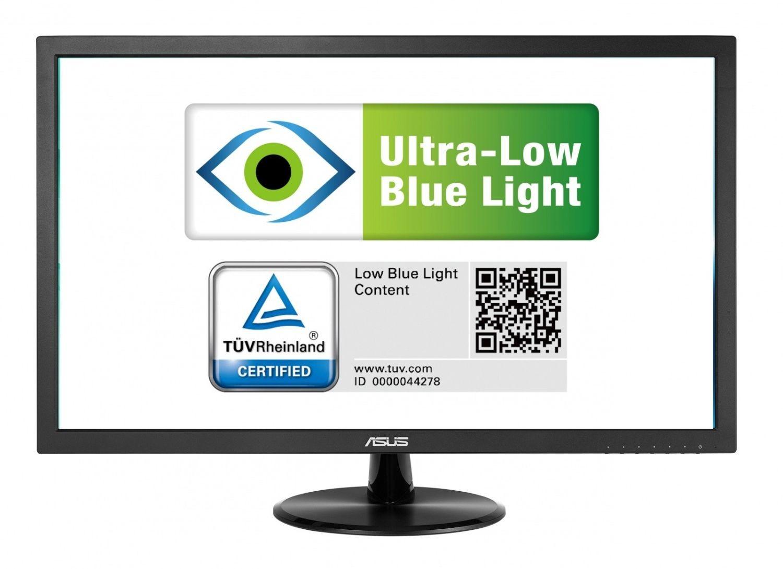 Asus Monitor Asus VP228T 21.5, D-Sub/DVI, głośniki