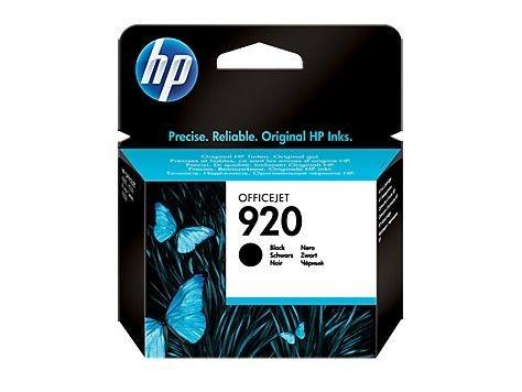 HP głowica drukująca 920 black (420str, OfficeJet 6000/6500)