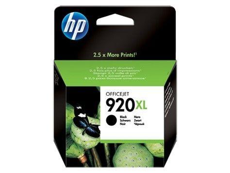 HP Wkład atramentowy HP 920XL black | 1200str | OfficeJet 6000/6500