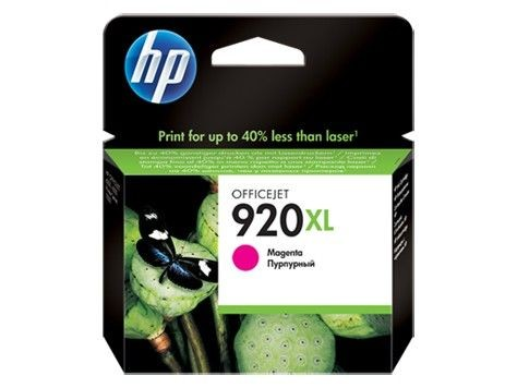HP Tusz nr 920 Purpurowy (Magenta) XL CD973AE