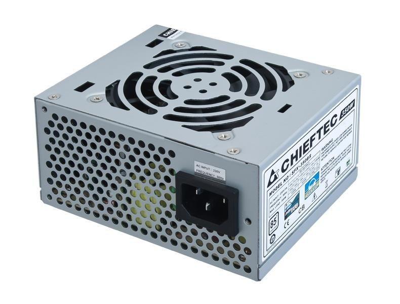 Chieftec obudowa ITX serii UNI - BT-02B-U3-350BS, PSU 350W (SFX-350BS)