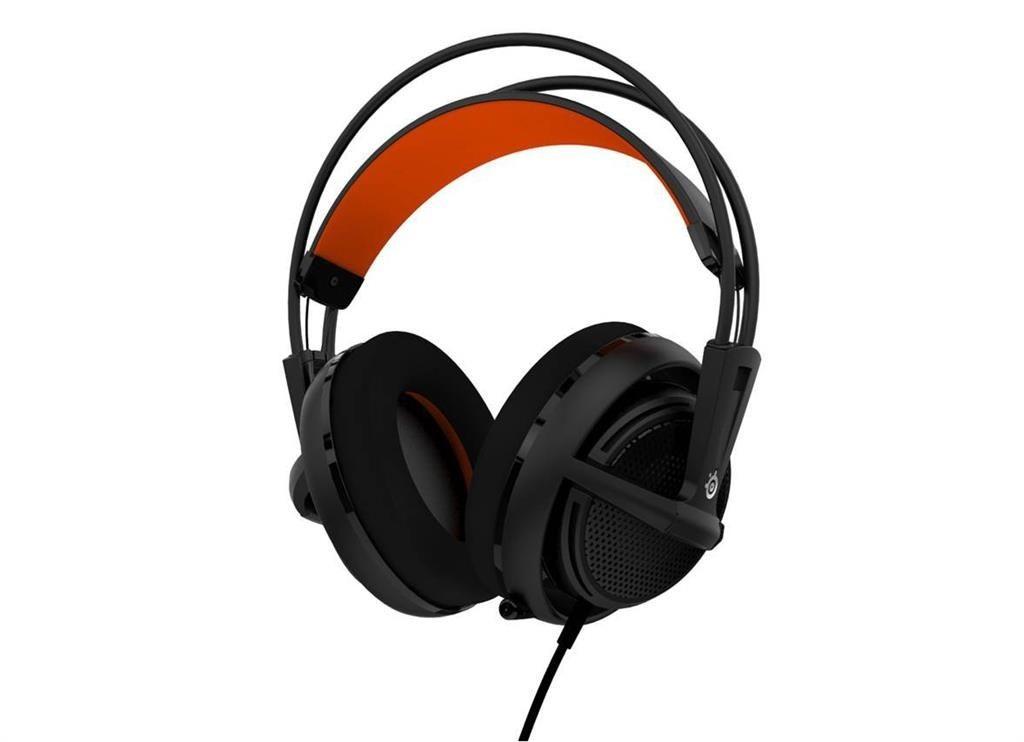SteelSeries Słuchawki SIBERIA 200 (czarne)