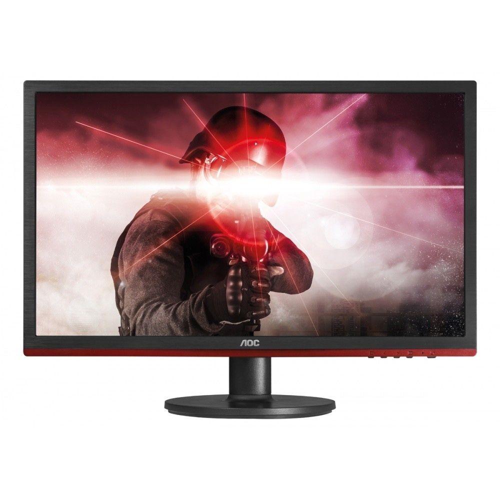 AOC Monitor gamingowy AOC G2460VQ6, 24, D-Sub/HDMI/DP