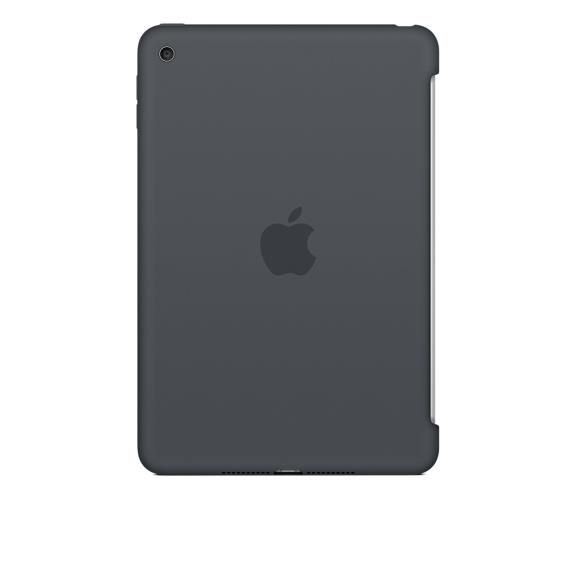 Apple iPad mini 4 Silicone Case Charcoal Gray