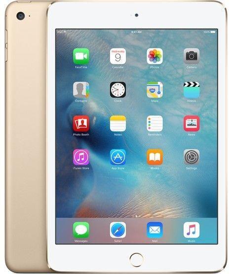 Apple iPad mini 4 Wi-Fi Cell 128GB Gold