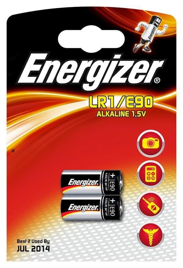 Energizer Bateria specjalistyczna ENERGIZER, E90, 1,5V, 2szt.
