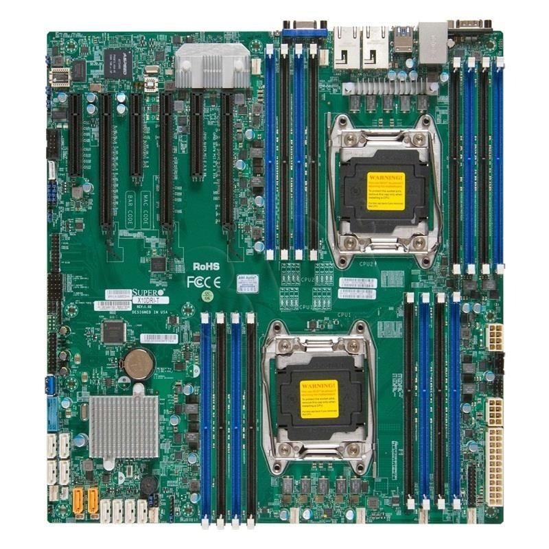 Supermicro Płyta serwerowa MBD-X10DRI-O