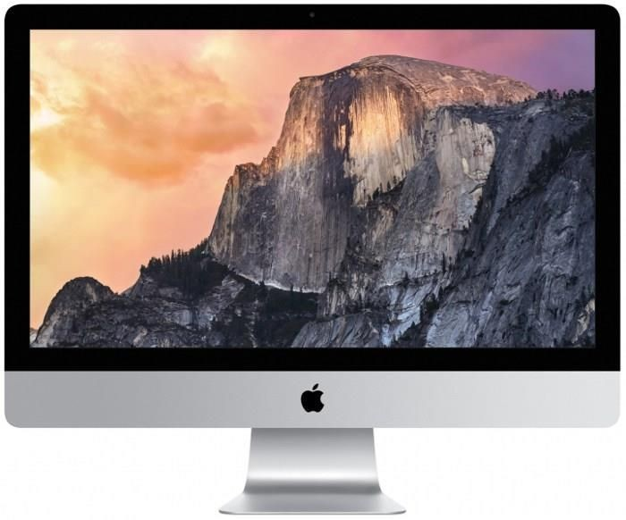 Apple iMac 27 -inch 5K Retina, Core i5 3.2GHz/8GB/1TB/AMD Radeon R9 M380 w/2GB