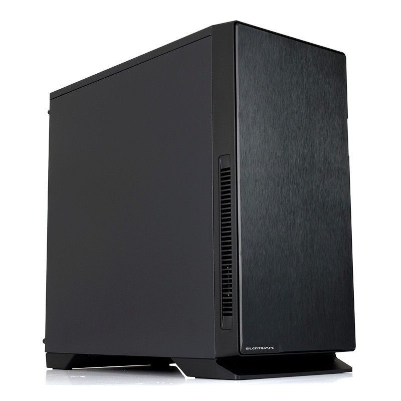 SilentiumPC Pax M70 Pure Black USB3.0 ATX/SSD ready/3x 120 mm