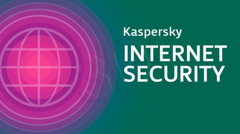 Kaspersky Internet Security 1U-1Y ESD