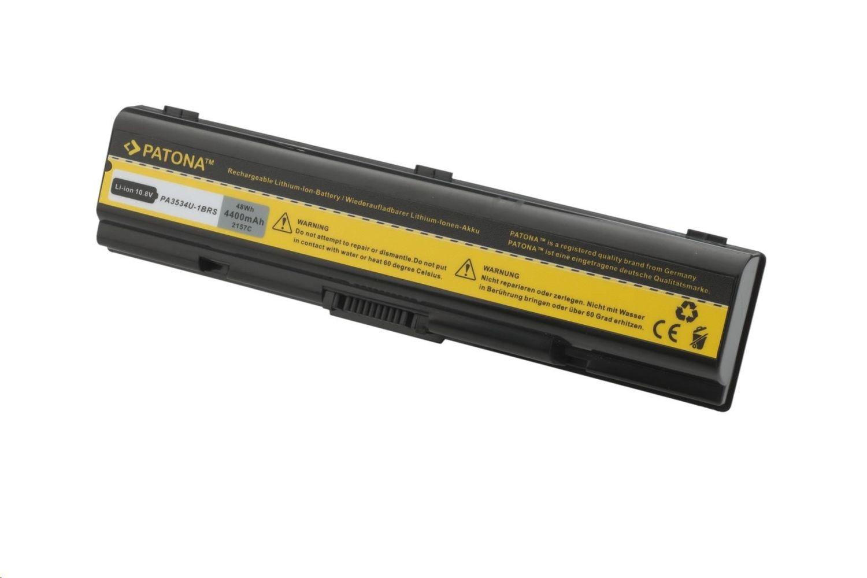Patona Baterie Patona pro TOSHIBA SATELLITE A200 4400MAH LI-ION 10,8V