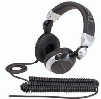 Panasonic Słuchawki Technics RP-DJ1210E-S | srebrny