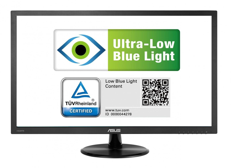 Asus Monitor Asus VP228H 21,5'', D-Sub/HDMI/DVi-D, głośniki