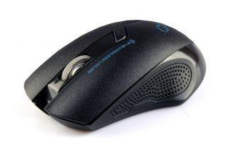Media-Tech TRICO - Bezprzewodowa myszka optyczna o zmiennej rozdzielczości 400/1600/2400