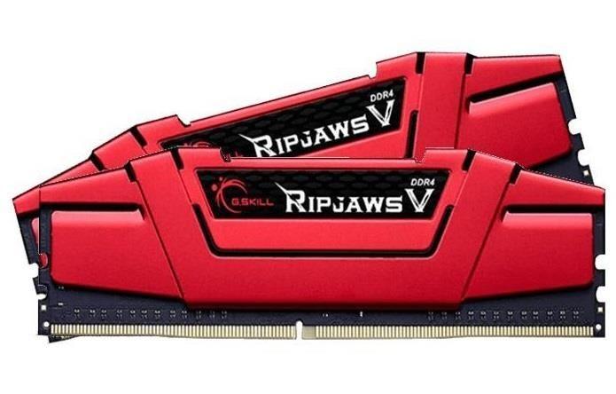 GSkill RipjawsV Pamięć DDR4 16GB (2x8GB) 3000MHz CL15 1.35V XMP 2.0