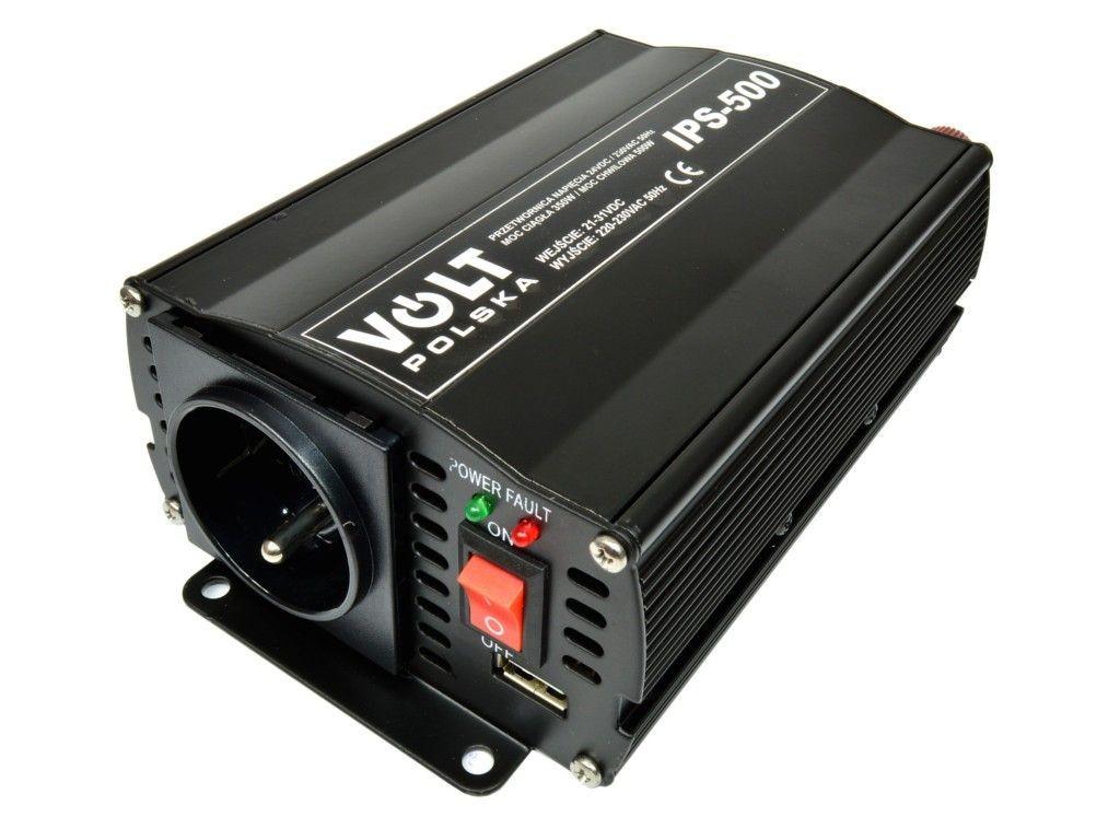 Volt Przetwornica napiecia 500W / 24V