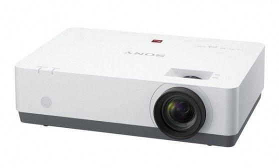 Sony 3LCD WXGA 3800lm, 3700:1 HDMI USB RJ45 RS232 4,1kg