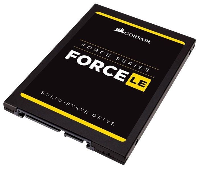 Corsair SSD Force LE 2.5'' 240GB SATA 3 (560/530MB/s)