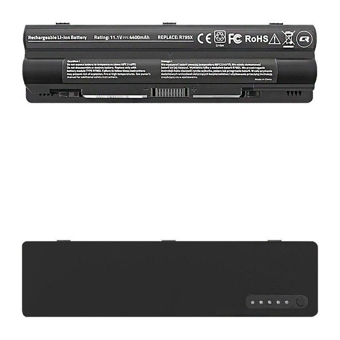 Qoltec Bateria do laptopa Long Life - Dell XPS 14 L501x | 4400mAh | 11.1V