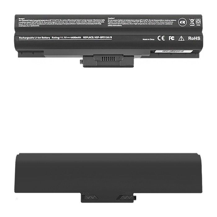 Qoltec Bateria do laptopa Long Live - Sony Vaio VGP-BPS13 | 4400mAh | 11.1V