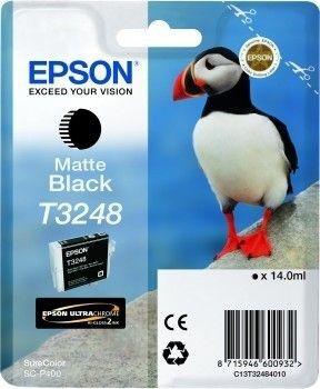 Epson Tusz T3248 SCP400 Matte Black