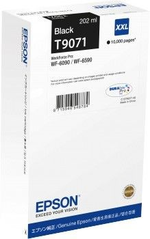 Epson Tusz WF-6xxx Ink Cartridge Black XXL | 202ml