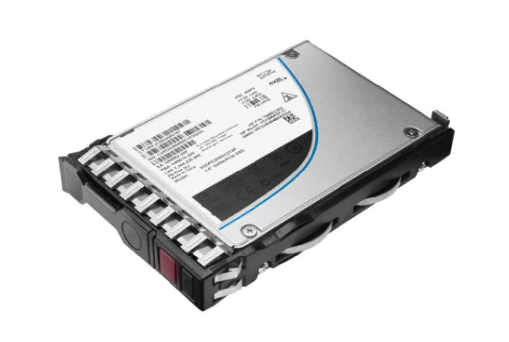 HP 400GB NVMe PCIe RI 2.5in SC2 SSD 764904-B21