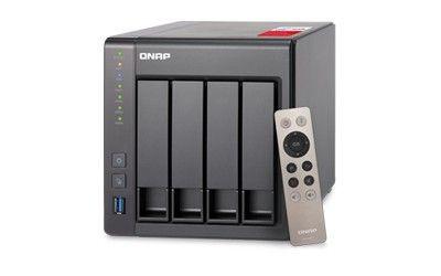 QNAP TS-451+-8G 4x0HDD 8GB 2,0GHz 2LAN 2xUSB3.0