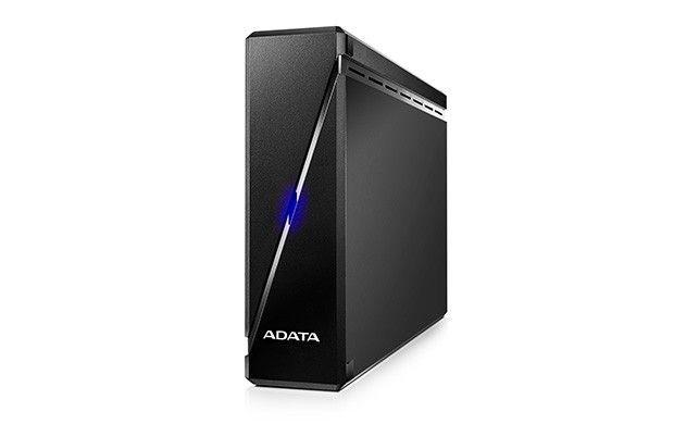 A-Data Dysk zewnętrzny HM900, 3,5'', 4TB USB 3.0, Black