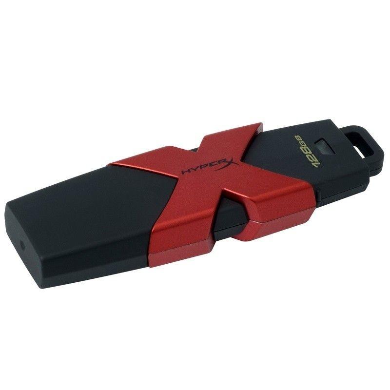 Kingston pamięć 128GB HX Savage USB 3.1/3.0 350MB/s R, 250MB/s W