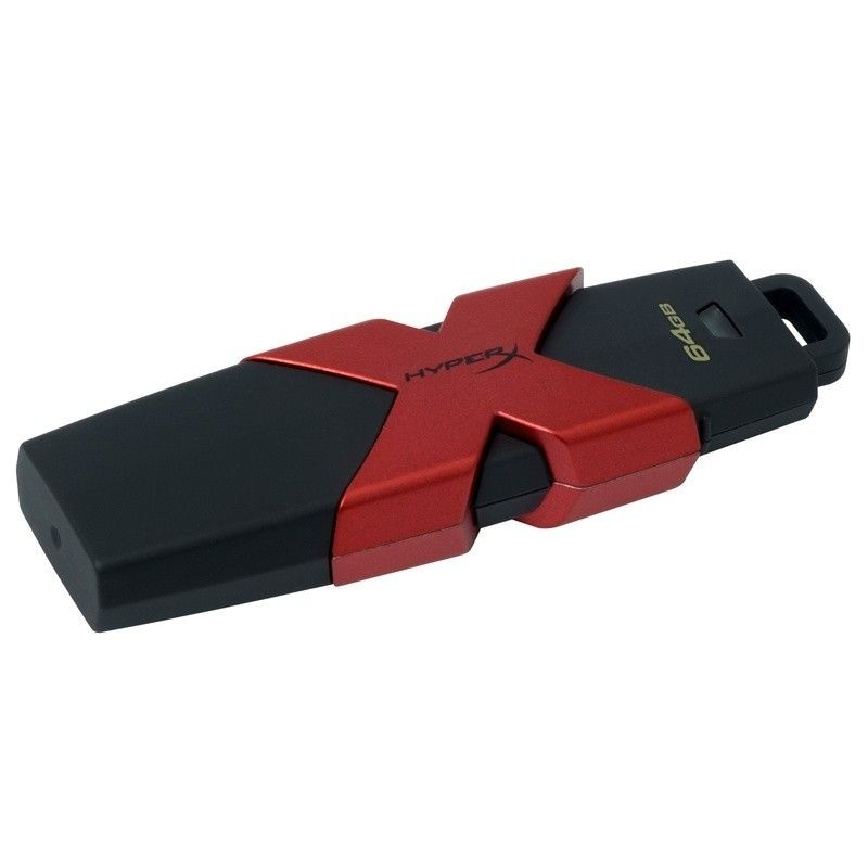 Kingston pamięć 64GB HX Savage USB 3.1/3.0 350MB/s R, 180MB/s W