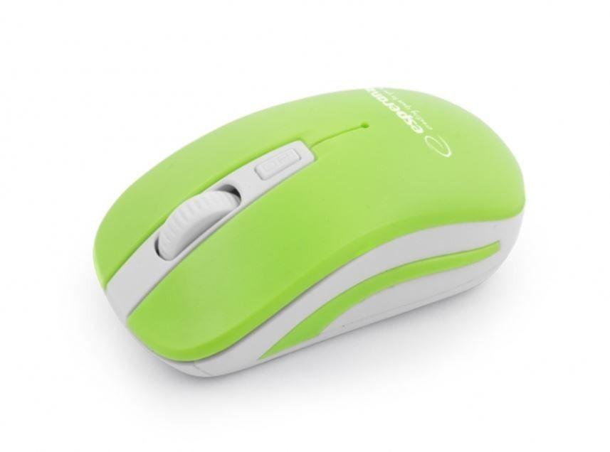 Esperanza EM126WG Bezprzewodowa Mysz Optyczna USB|NANO Odbiornik 2,4 GHz|URANUS
