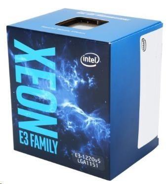 Intel Xeon E3-1220 v5 (8M Cache, 3.00 GHz)