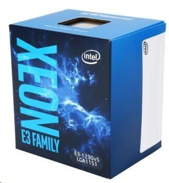 Intel Procesor Xeon E3-1230V5 3400MHz 1151 Box